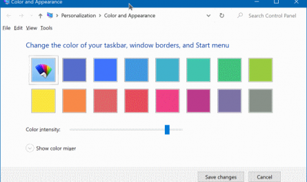 1611526351 156 Comment changer la couleur du menu Demarrer dans Windows 10