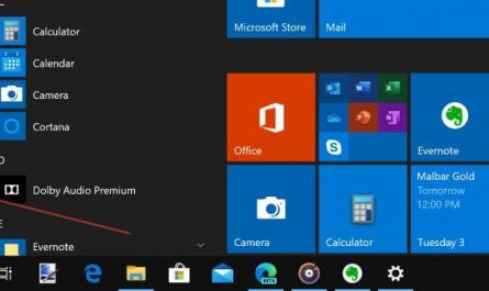 Comment reinitialiser lapplication Windows 10 Store
