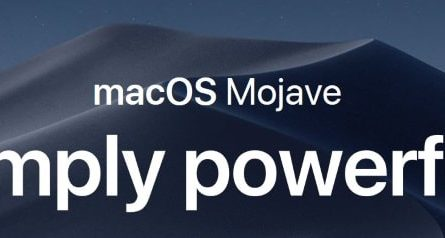 Creer une cle USB amorcable pour macOS Mojave sous Windows