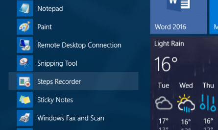 Dossier daccessoires Windows manquant dans le menu Demarrer de Windows