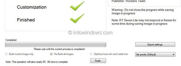 Personnaliser la configuration de Windows 7 Picture7
