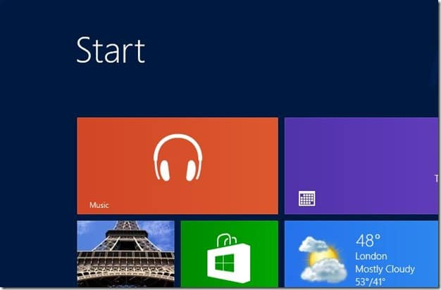 Importer la liste de lecture iTunes dans l'application Xbox Music à l'étape Windows 8