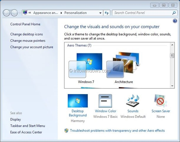 Activez Windows 7 Aero dans VirtualBox Step9