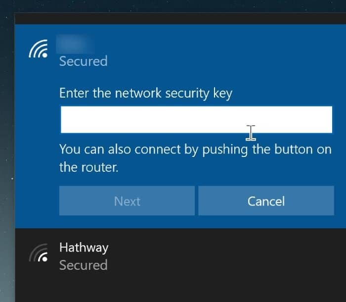 Windows 10 ne se connecte pas automatiquement au Wi-Fi pic7