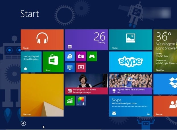 Installez Windows 8.1 sur SSD Step14