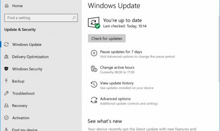4 facons de desactiver Windows Update dans Windows 10