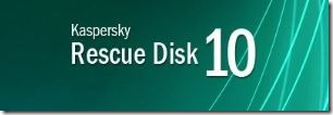 Comment creer une cle USB Kaspersky Rescue