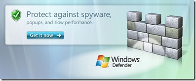 Comment desactiver Windows Defender dans Windows 7