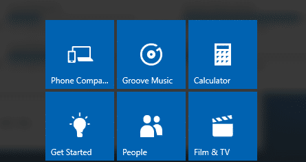 Comment desinstaller les applications par defaut dans Windows 10