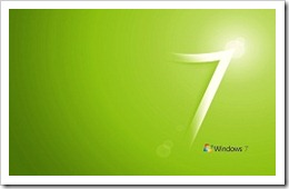 Windows 7 dans le logo Windows