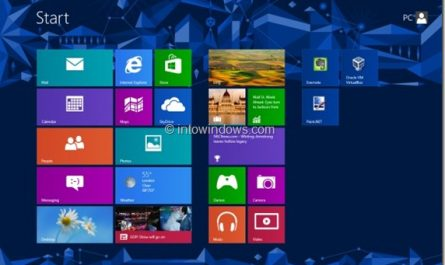 Comment personnaliser lecran de demarrage sous Windows 8