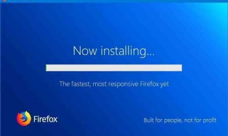 Comment reinstaller Firefox sur Windows 10 sans perdre de donnees