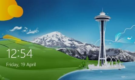 Date et heure douverture de session Windows 8 pour lecran