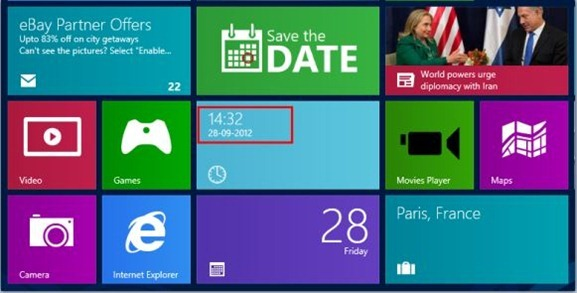 Horloge-pour-Windows-8