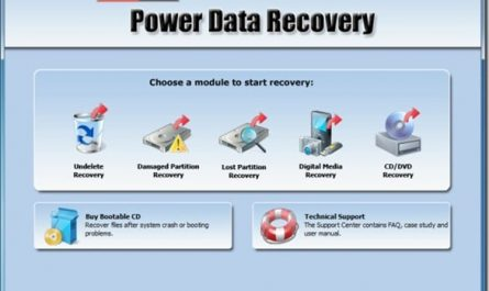 MiniTool Power Data Recovery Free pour Windows 10