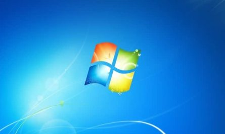 Windows 7 logo wallpaper