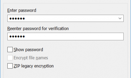 password protect text file in Windows 10 pic10